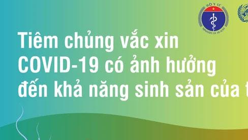 Đang trong kỳ kinh nguyệt, mang thai và cho con bú, có nên tiêm vắc xin phòng Covid-19?