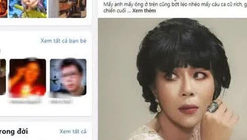Đề nghị Sở Thông tin và Truyền thông TP.HCM xử lý MC Trác Thuý Miêu