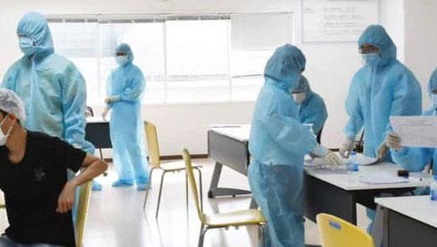 Hà Nội: Ghi nhận thêm 1 ca dương tính với SARS-CoV-2