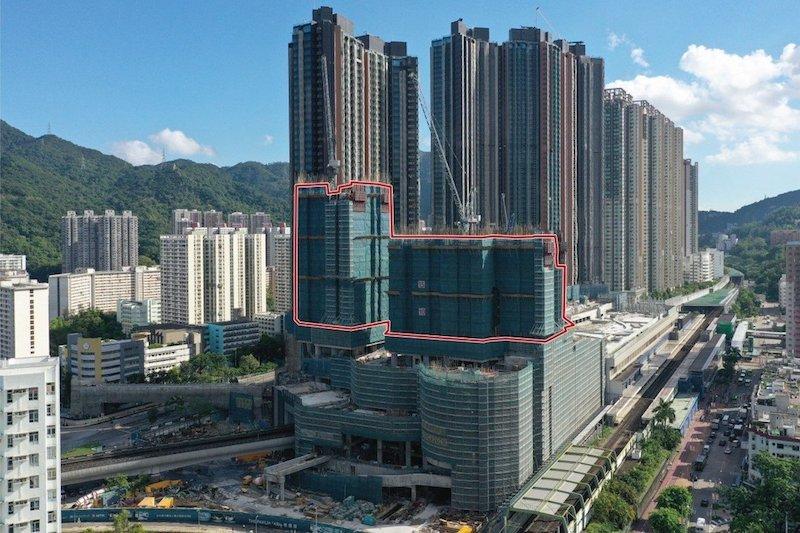 Chưa có tiền lệ: Xây tường bị lỗi, 2 tháp chung cư bị đập đi xây lại-1