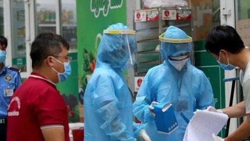 Điều dưỡng Bệnh viện Bắc Thăng Long mắc COVID-19