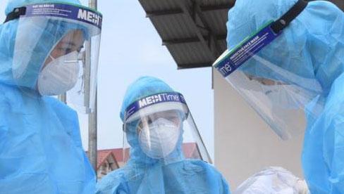 Hà Nội thêm 3 người trong khu công nghiệp dương tính SARS-CoV-2
