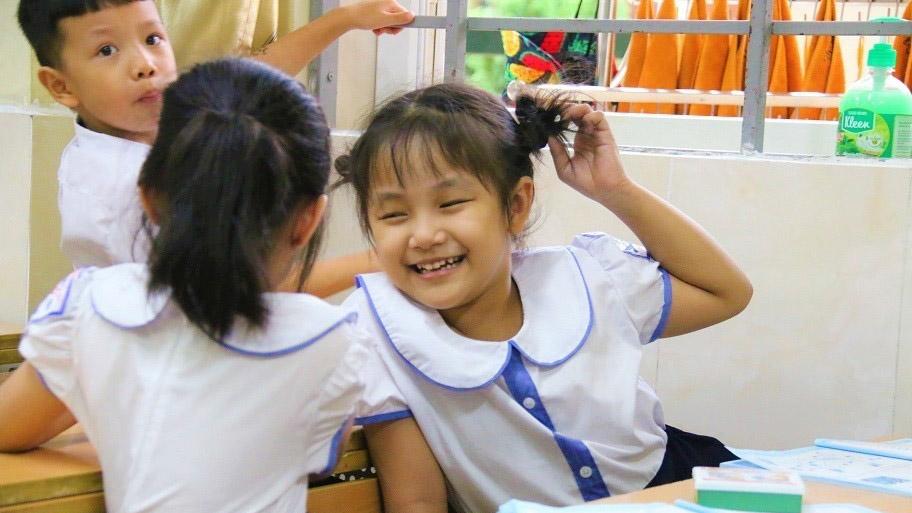 Gần 100.000 hồ sơ đăng ký vào lớp 1 trong ngày đầu Hà Nội tuyển sinh