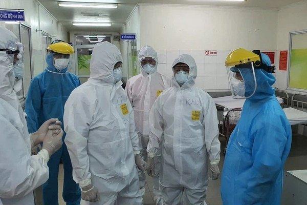 Hà Nội: Phát hiện thêm 7 ca dương tính SARS-CoV-2, có 1 người ở Thanh Xuân-1