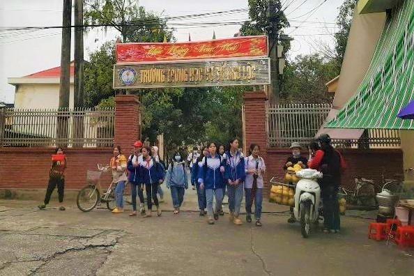 27 giáo viên sửa điểm cho học sinh, Sở GD-ĐT Thanh Hóa lên tiếng-1