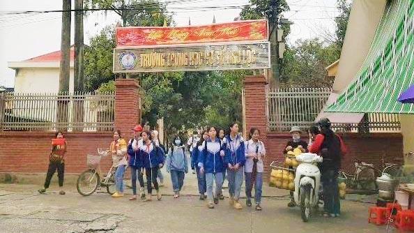 27 giáo viên sửa điểm cho học sinh, Sở GD-ĐT Thanh Hóa lên tiếng