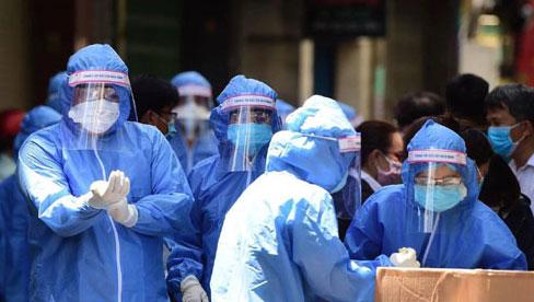 Sáng 17/7: Có thêm 2.106 ca mắc COVID1-19, TP.HCM nhiều nhất với 1.769 ca, tổng số bệnh nhân cả nước vượt 46.000