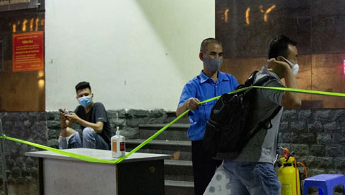 CDC Hà Nội: Xác định sẽ có những trường hợp F0 rải rác trong cộng đồng