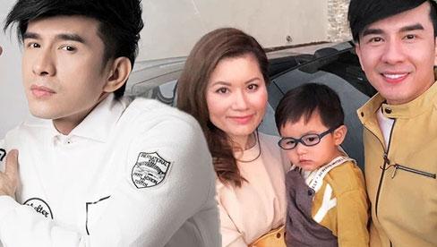 """8 năm hôn nhân của Đan Trường và Thủy Tiên: Lùm xùm tình ái trước hôn nhân, vợ không khác """"mẹ đơn thân"""" chỉ vì điều này"""