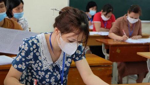 Đã có bài thi Văn được 9,5 điểm trong kỳ thi tốt nghiệp THPT 2021 tại TP.HCM