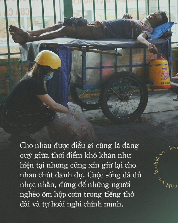 """Từ thiện và câu chuyện cách cho"""": Đừng ép người nghèo trả nghĩa tình"""" bằng nhân phẩm-4"""