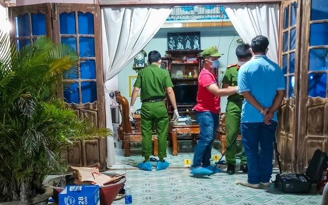 Bắt nghi phạm học lớp 9 sát hại thầy hiệu trưởng ở Quảng Nam-1