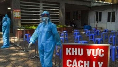 Sáng 20/7: Có 2.155 ca mắc COVID-19, nâng tổng số mắc tại Việt Nam đến nay lên hơn 60.000 ca
