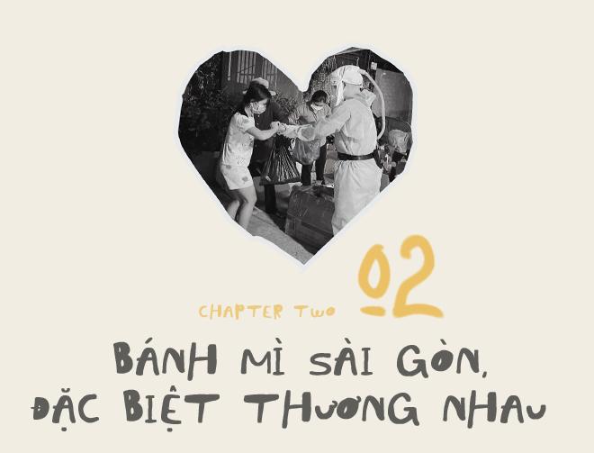 Sài Gòn giữa những ngày ngàn ca nhiễm: Người với người sống để thương nhau-4