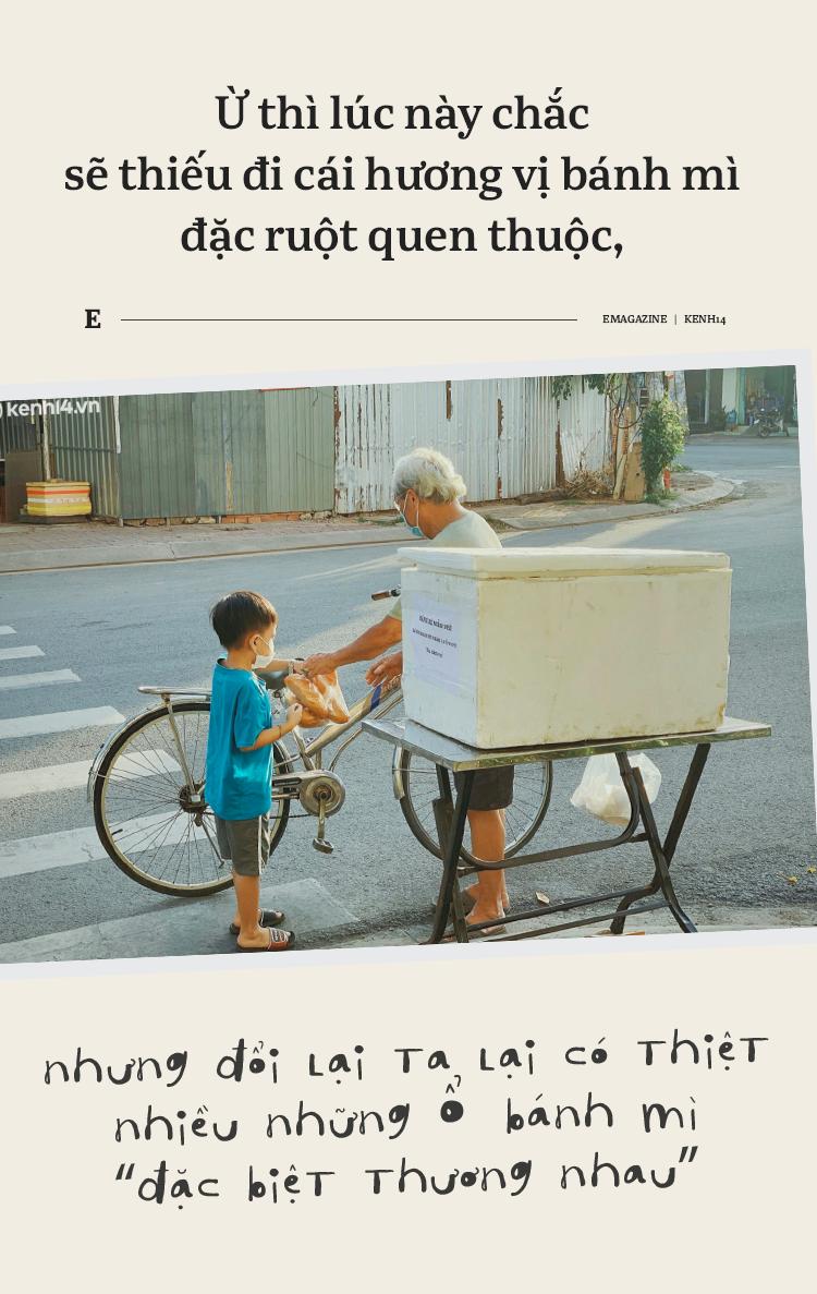 Sài Gòn giữa những ngày ngàn ca nhiễm: Người với người sống để thương nhau-6