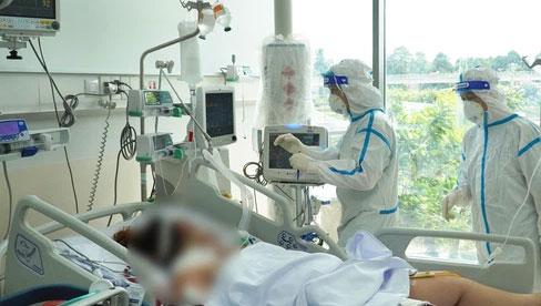 TP.HCM sắp cán mốc 40.000 ca Covid-19, đã có 332 bệnh nhân tử vong trong đợt dịch thứ 4