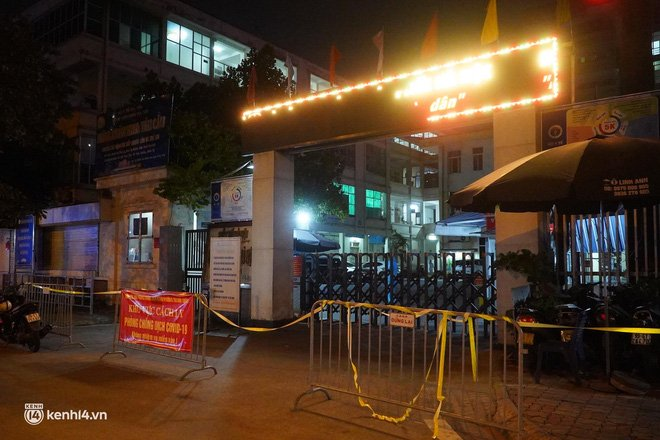 NÓNG: Phát hiện 9 ca dương tính SARS-CoV-2, Bệnh viện Phổi Hà Nội tạm dừng tiếp nhận bệnh nhân-4
