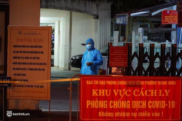 NÓNG: Phát hiện 9 ca dương tính SARS-CoV-2, Bệnh viện Phổi Hà Nội tạm dừng tiếp nhận bệnh nhân-1