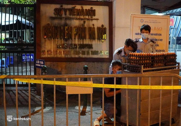 NÓNG: Phát hiện 9 ca dương tính SARS-CoV-2, Bệnh viện Phổi Hà Nội tạm dừng tiếp nhận bệnh nhân-6