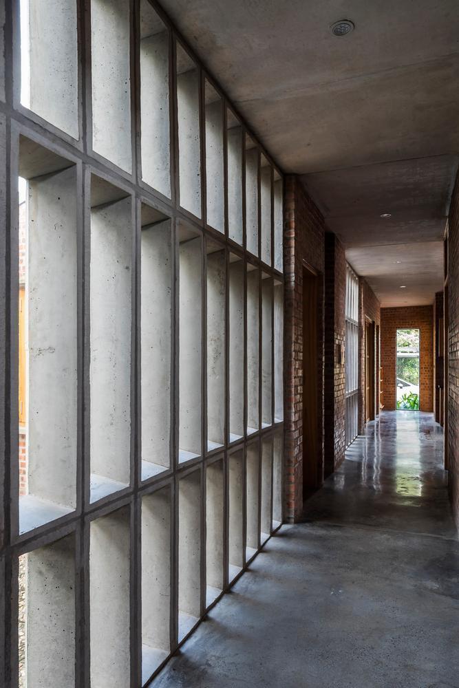 Mê mẩn với nhà gạch gỗ xoan nhiều cửa ở Phú Thọ-9