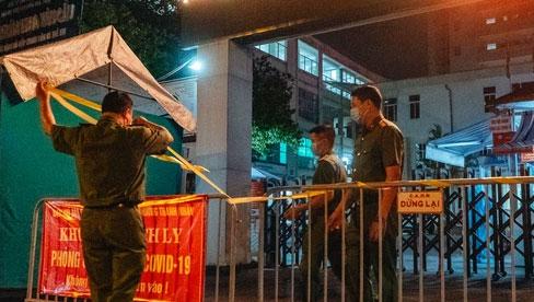Thêm 15 ca dương tính SARS-CoV-2, Bệnh viện Phổi Hà Nội hiện có tổng 24 ca