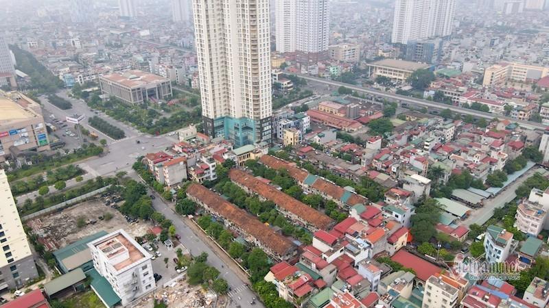 Hà Nội dự kiến chi 500 tỷ đồng tổng kiểm tra toàn bộ chung cư cũ-1