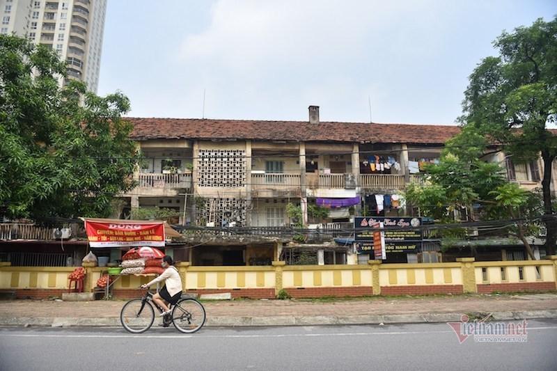 Hà Nội dự kiến chi 500 tỷ đồng tổng kiểm tra toàn bộ chung cư cũ-2