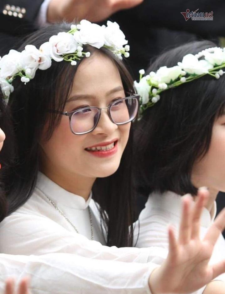 Nữ sinh Nghệ An trở thành thủ khoa sau 1 năm trượt đại học-2