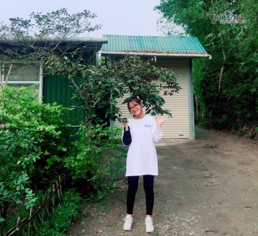 Nữ sinh Nghệ An trở thành thủ khoa sau 1 năm trượt đại học-3