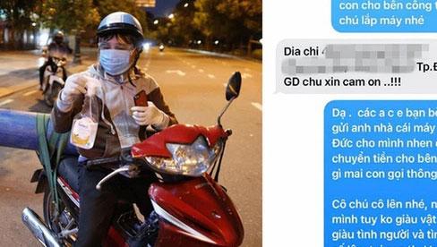 Vụ người bố đi mua bình oxy cứu con: Số tiền dân mạng ủng hộ trong 1 tiếng đã mang đến cái kết đẹp