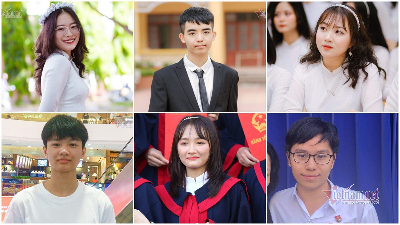 Các thủ khoa năm 2021 chọn vào đại học nào?