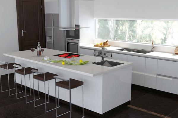 Những sai lầm thường gặp về phong thuỷ khi đặt bếp-1
