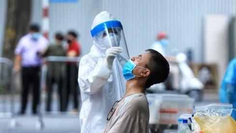 Tối 31/7, Hà Nội thêm 25 ca dương tính SARS-CoV-2, trong ngày có tổng 74 ca