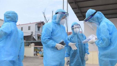 Sáng 1/8, Hà Nội thêm 18 ca dương tính SARS-CoV-2 tại 8 quận huyện
