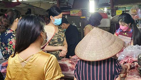 Khuyến cáo quan trọng khi đi chợ để tránh lây nhiễm Covid-19