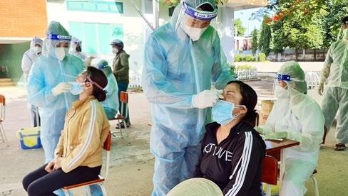 Trưa 1/8, Hà Nội thêm 39 ca dương tính SARS-CoV-2
