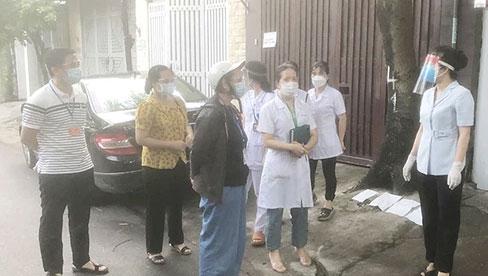 Hà Nội: Thêm một chợ đầu mối tạm thời bị phong tỏa, đóng cửa ngừng hoạt động vì COVID-19