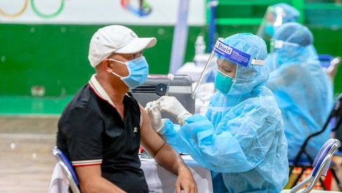Ngày 2/8, Việt Nam ghi nhận 7.445 ca mắc COVID-19, 3.808 ca khỏi bệnh