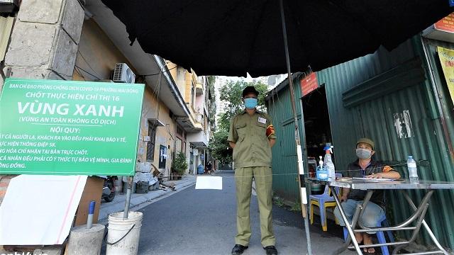 Những chốt bảo vệ vùng xanh đầu tiên tại Hà Nội