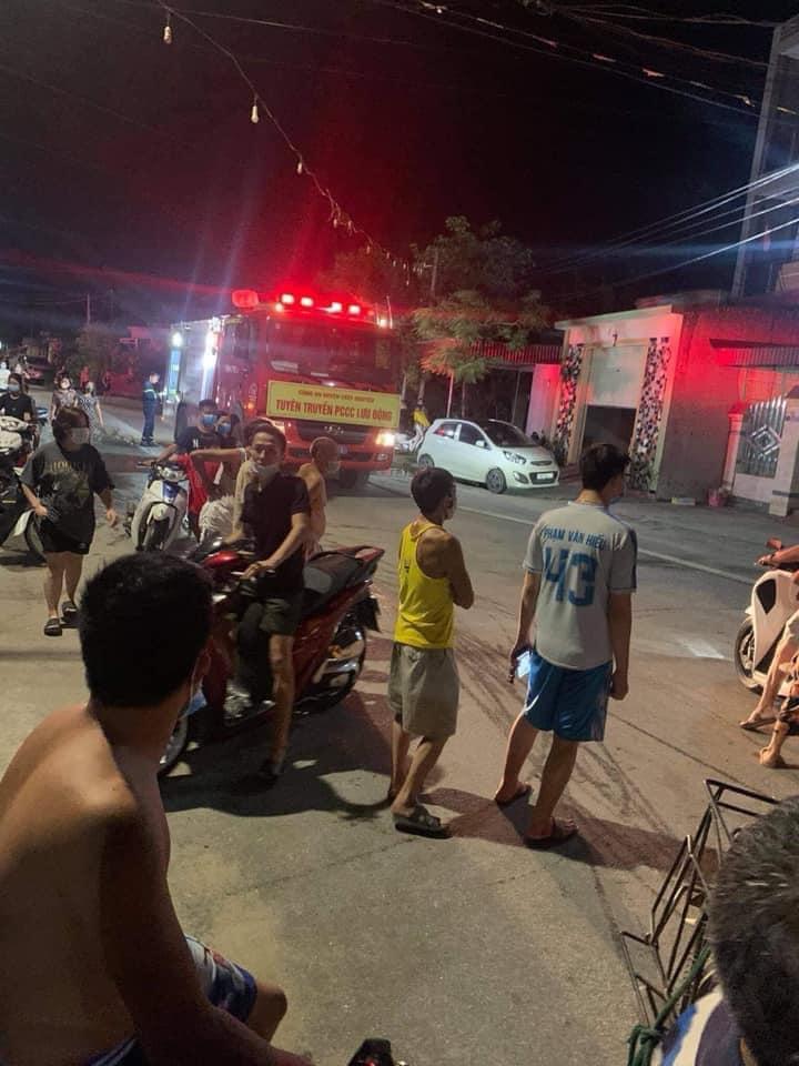 NÓNG: Chập điện kinh hoàng ở Hải Phòng, ít nhất 4 người trong gia đình tử vong-1