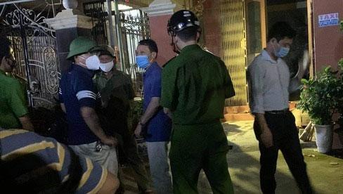 Tạm giữ người cha trong vụ 4 người tử vong sau tiếng nổ ở Hải Phòng