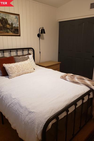 Phòng ngủ 'lột xác' bất ngờ với chi phí chưa tới 20 triệu đồng-4