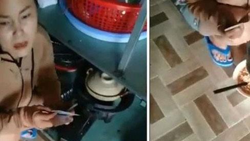 """Chủ trọ """"lột sạch"""" 320k cuối cùng dằn túi, dọa đuổi ra ngoài và hành động khiến nữ công nhân thuê nhà quỳ gối"""