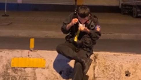 Video quay bữa khuya của CSCĐ gây sốt, bóng dáng cao gầy trong ánh đèn vàng vọt chiếm trọn spotlight