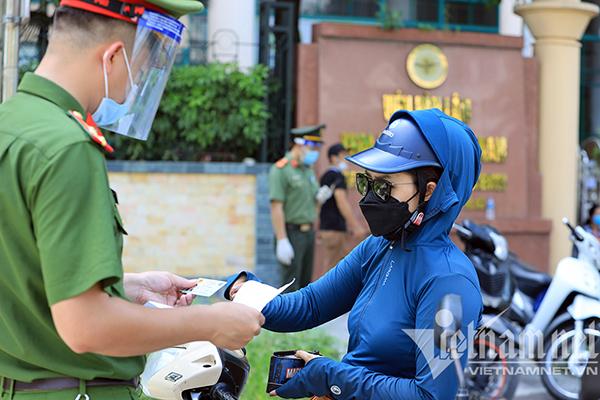 """Thông điệp của TP Hà Nội tới người dân khi giãn cách xã hội đợt 3""""-1"""