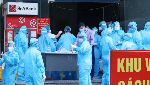 Hà Nội: Chung cư HH4C Linh Đàm đã có 38 ca Covid-19