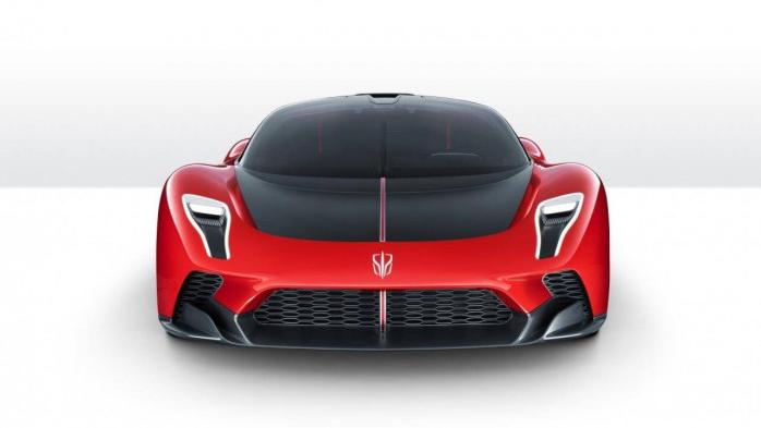Siêu xe Hongqi S9 sản xuất giới hạn 99 chiếc, tốc độ tối đa 400km/h