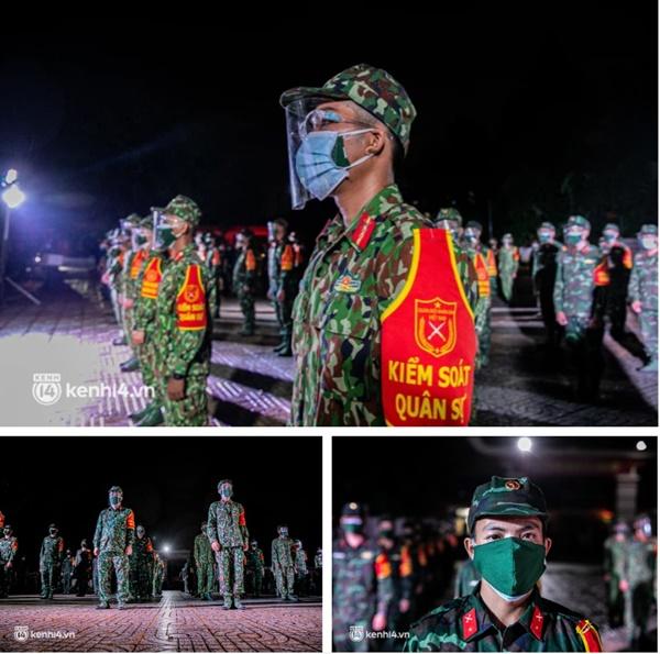 Quân đội xuất quân ngay trong đêm, kiểm soát gần 300 chốt khắp quận huyện TP.HCM-4