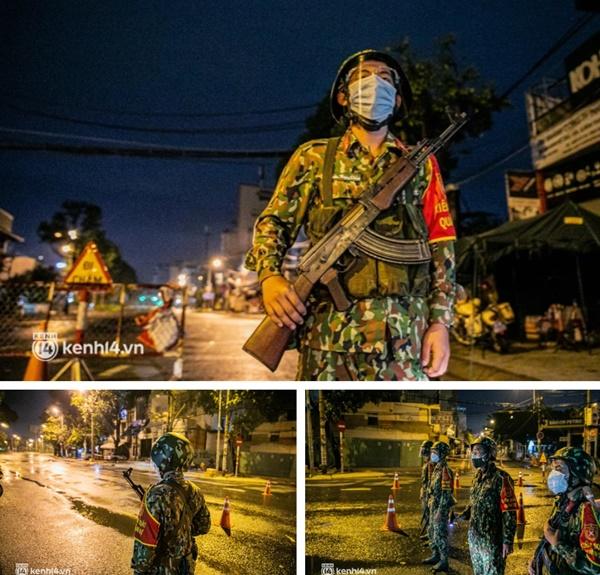 Quân đội xuất quân ngay trong đêm, kiểm soát gần 300 chốt khắp quận huyện TP.HCM-12