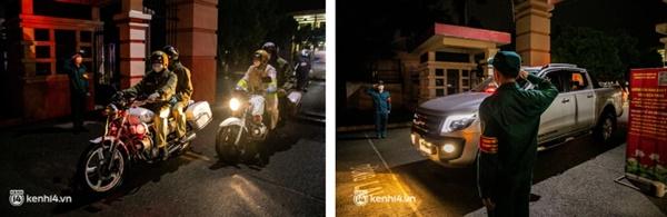 Quân đội xuất quân ngay trong đêm, kiểm soát gần 300 chốt khắp quận huyện TP.HCM-9